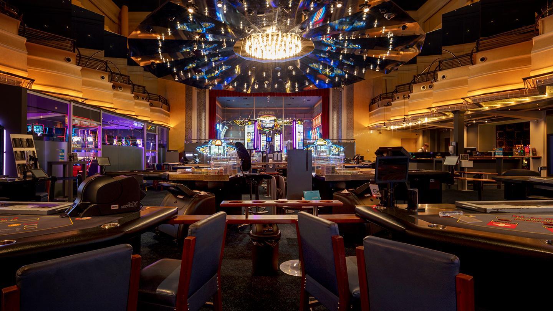 Atmosphère de casino
